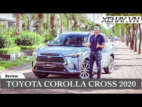 Ưu/nhược điểm Toyota Corolla Cross 2020 - có xứng đáng trong tầm giá? |XEHAY.VN|