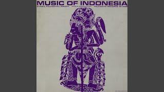 Ganda Pura (Djanger Abijan-Timbul) : Instrumental (Gamelan, Rebab)