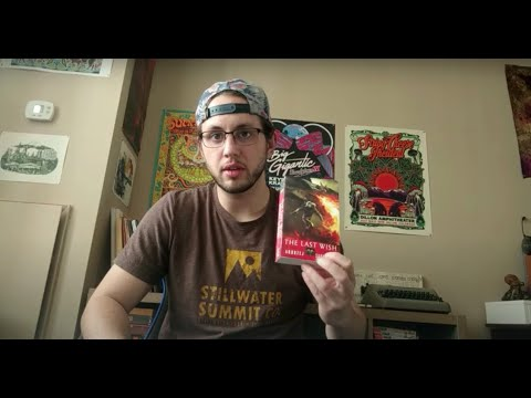 The Witcher Book Review (The Last Wish / Blood of Elves)