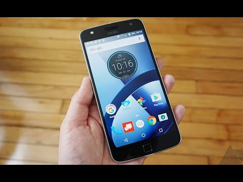 Motorola Moto Z Play Review-New Android Smartphone With Luxurious Design At Cheap Rate
