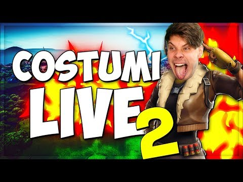 CUSTOME ROKAMO!!!! SAC:bassi_yt  - Fortnite Live Strim