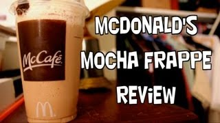 Mcdonalds Mocha Frappe For National Frappe Day (freak N Review Ep 3)