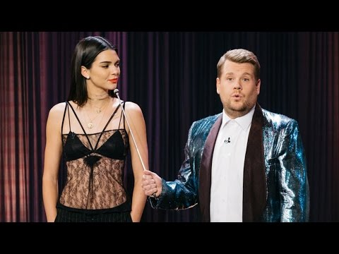 Kendall Jenner, Andrew Garfield & MORE Celebs Show Off Hidden Talents For James Corden
