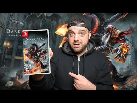 Should You BUY Darksiders on Nintendo Switch?   RGT 85