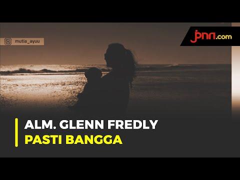 Curhatan Mutia Ayu Membesarkan Anak Tanpa Glenn Fredly