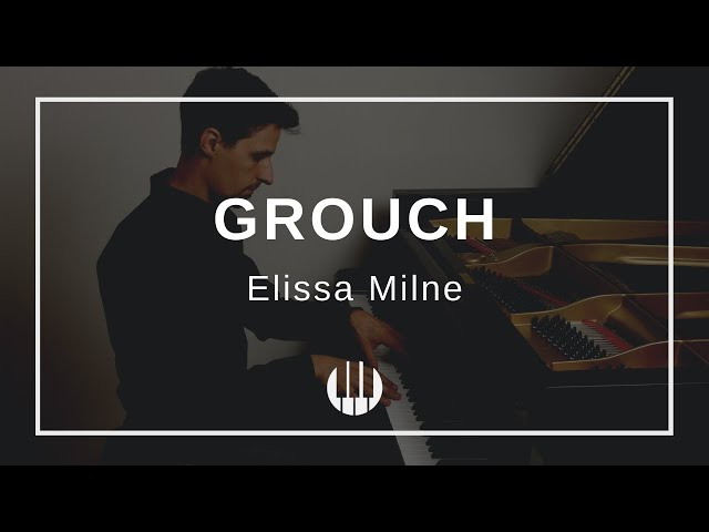 Grouch by Elissa Milne