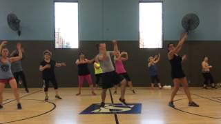 Dale Fuego: Dance Fitness with Andrew