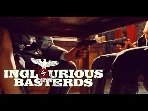 Inglourious Basterds Bar Shootout - | Soundtrack |-One ...