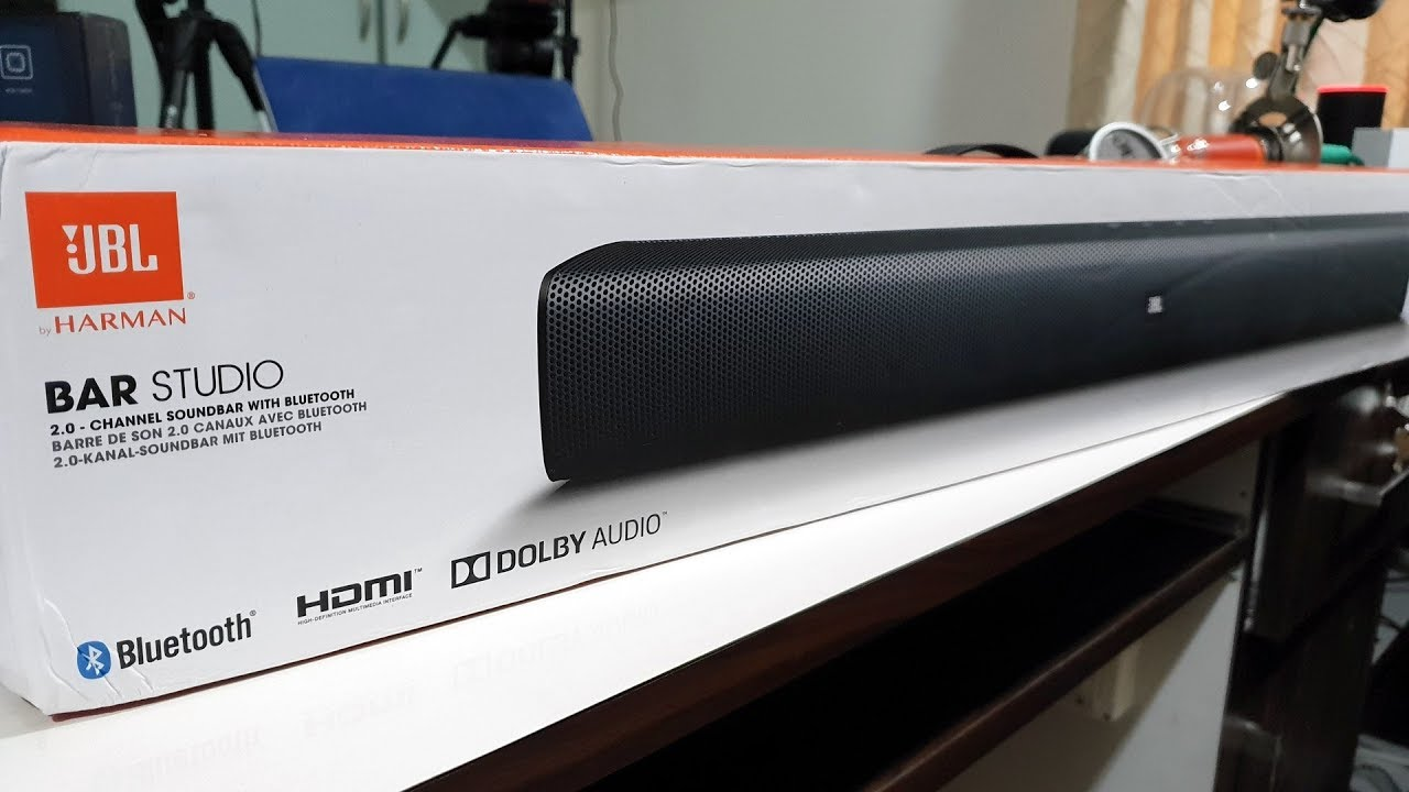 Jbl Bar Studio Budget Soundbar Review Is It Any Good