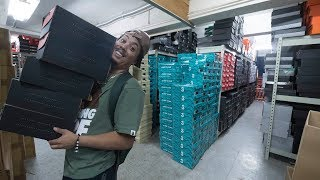 THE BEST SNEAKER STORE AND WAREHOUSE IN HONG KONG !!!