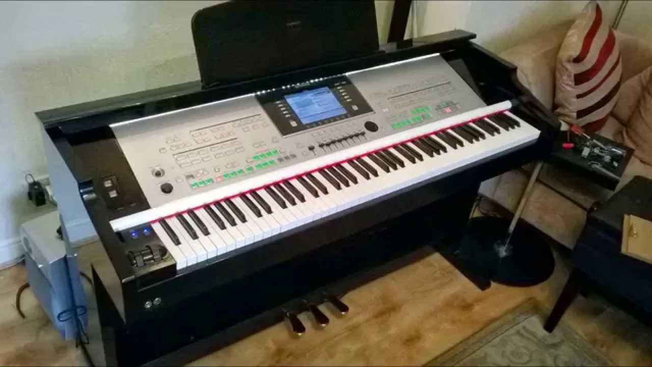 My Yamaha Keyboard Keys Not Working