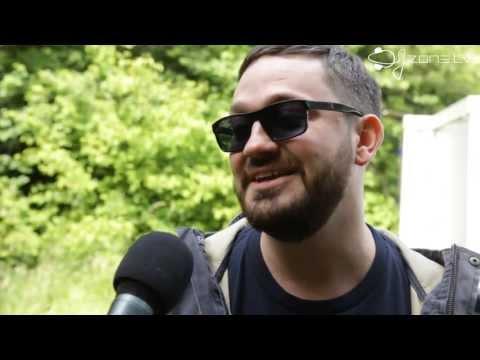 Interview Fritz Kalkbrenner @ Awakenings Festival 2013