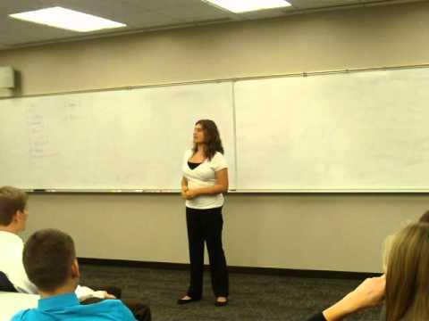Most Admired Business Person - Amanda Magaldi