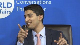 Varun Sivaram: A Brighter Future for Solar Power