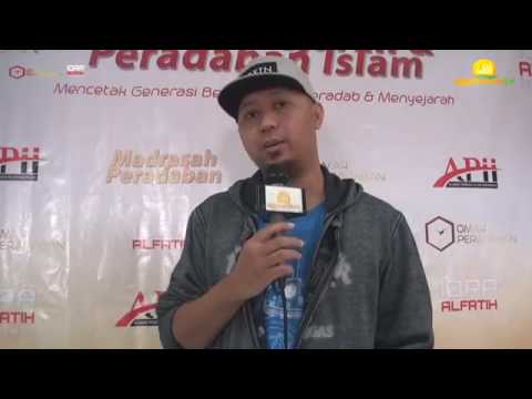 ALHIKMAH TV   Anggy Umbara   Inilah Makna dari Film Alif Lam Mim