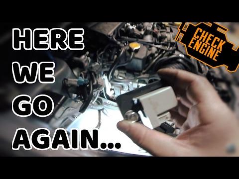 Subaru Cylinder 3 Misfire FIXED!