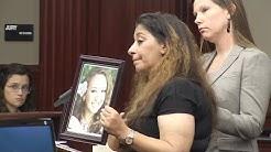 Killer sentenced in daughter's murder