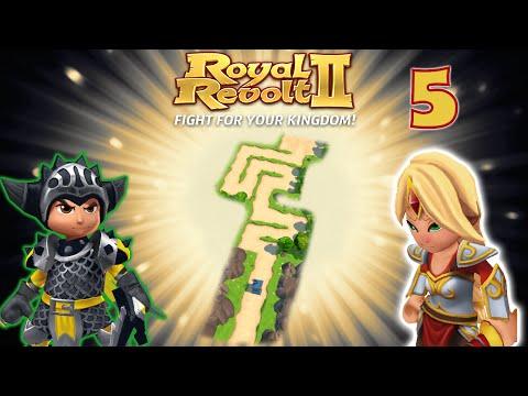 Royal Revolt 2 - Test My Base #5