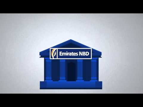 Emirates NBD corporate video produced by infamous web design