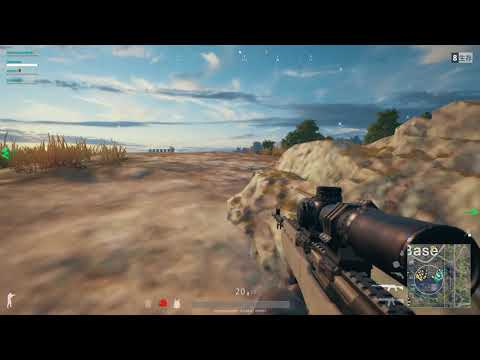 Clean SKS 1 kill