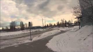 9th Hunt of 2016,Metal Arrowhead & Treasure chest Fairbanks Alaska