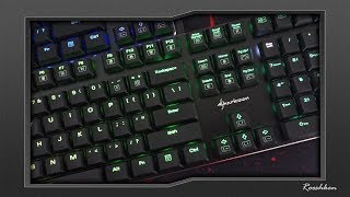 Idealna klawiatura mechaniczna? - Sharkoon PureWriter RGB
