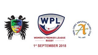 2018 WPL - Atlanta Harlequins vs. Twin Cities Amazons (9/1/18)