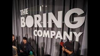 Boring Company Breaking News 24.05.2019 - LIVE - Elon Musk's Las Vegas Loop 👍🏻 💰 👷🏻♀️ 🚇