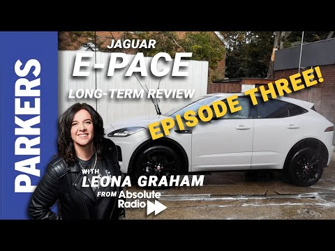 Jaguar E-Pace Long-Term Review Episode 3 | Petrol SE returns!
