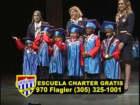 Lincoln Marti Charter Schools International Campus Graduation 2017