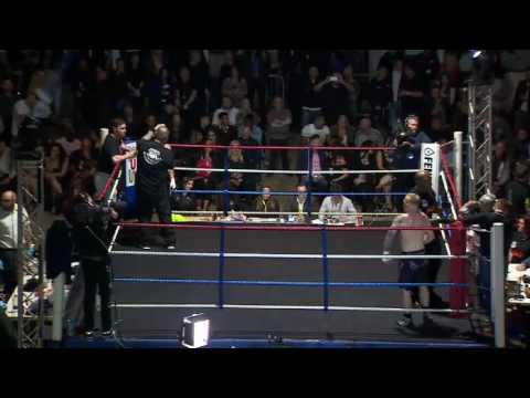 UBBAD BKB5 Liam James v Kevin bennet Bare knuckle boxing
