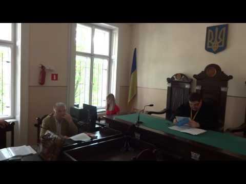 Залізничний районний суд м.Львова справа №462/2706/17 сл.суддя Боровков Д.О. від 21.06.2017р. ч.1