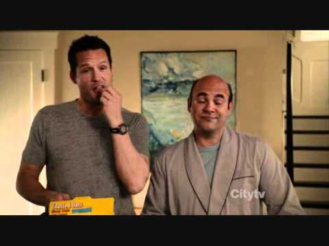 Cougar Town - Dump a friend at the drop of a hat