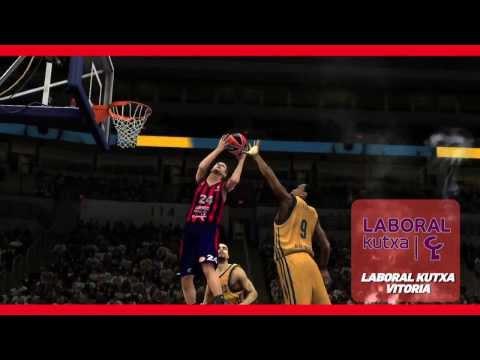 NBA 2K14 - Euroleague Teams Trailer!...