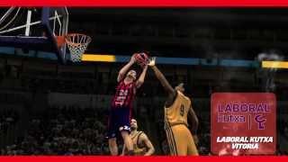 NBA 2K14 - Euroleague Teams Trailer! @2KSports