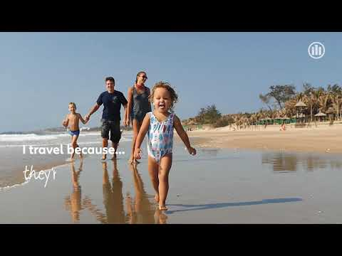 I Travel Because... Island Time | Allianz Global Assistance Travel Insurance