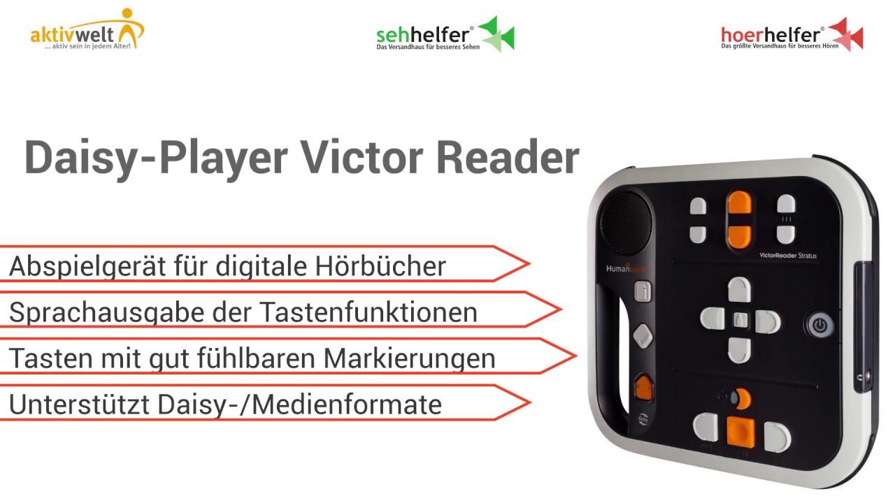 video DaisyPlayer Stratus 4M – Reader