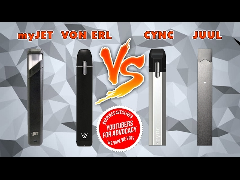 Versus  The Pod System Showdown!