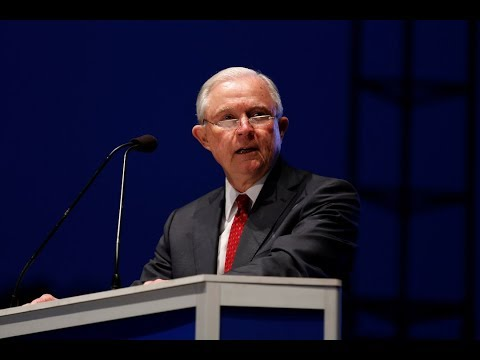 WATCH: Attorney General Jeff Sessions delivers remarks on immigration