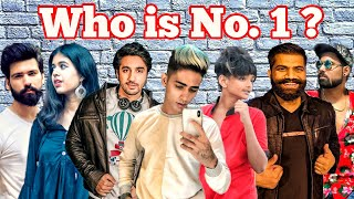 Top 10 vloggers in India 2019 | Danish zehen, Mumbai ka Nikhil, gauravzone, Ashish chanchalani,