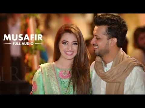 Musafir Atif Aslam | New Song | 2018 | Sweetie Weds NRI