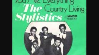 COUNTRY LIVING - STYLISTICS