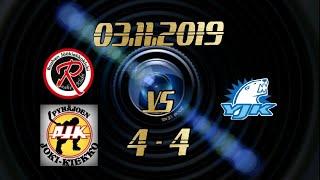 03.11.2019 RJK/PJK vs YJK (4-4)