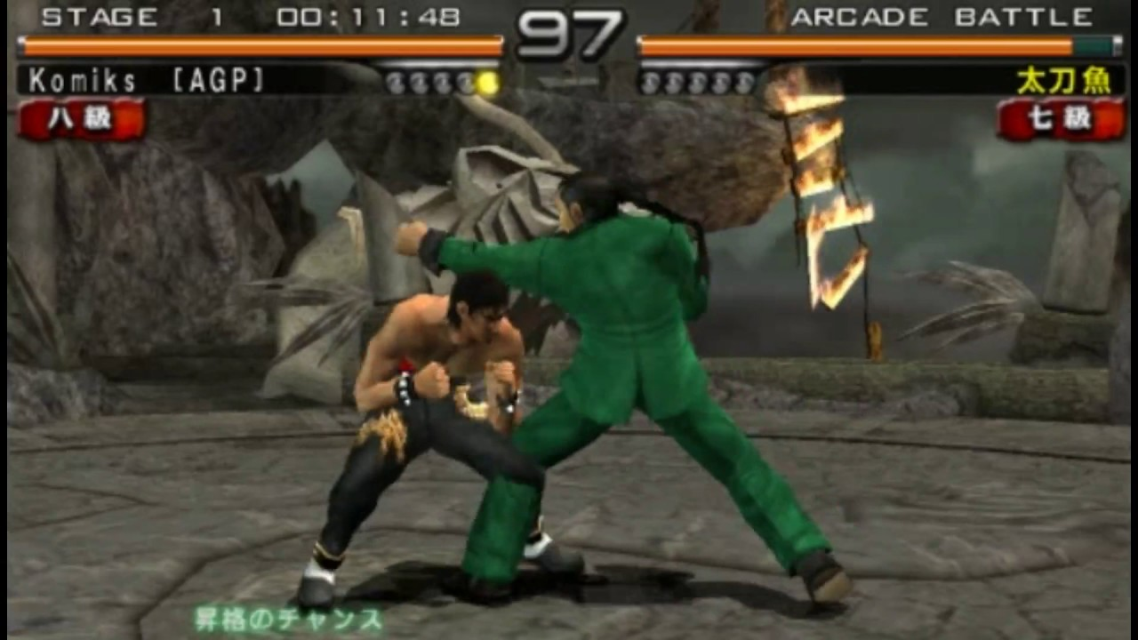 Tekken Hybrid Zero Project Mod Update For Ppsspp Android Pc