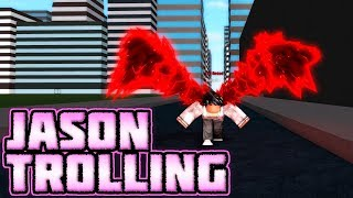 [250K RC CODE] Trolling Players with Jason Kagune + RO-GHOUL MOVIE INFORMATION | Roblox