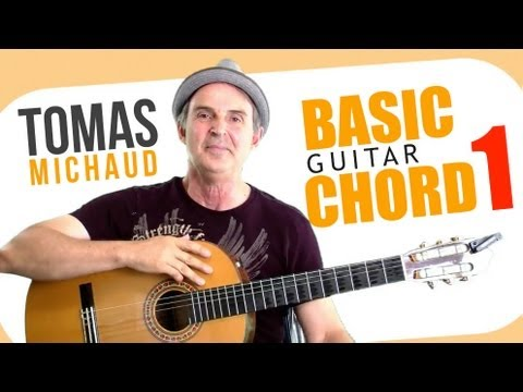 Basic Guitar Chords Lesson 1 of 5 | Learn D, G & A7 Chords