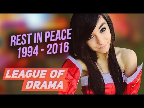 Christina Grimmie, singer, League of Legends player & eSports Fan shot & killed in concert
