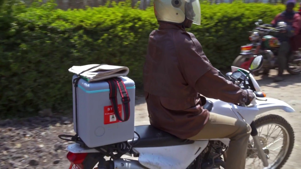 video Vaccine Carrier (Cold Chain Support Package) – Promo