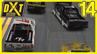 THE 10 FOOT NETCODE - iRacing Superspeedway DXT Series |Round 14/16| Trucks at Daytona Night