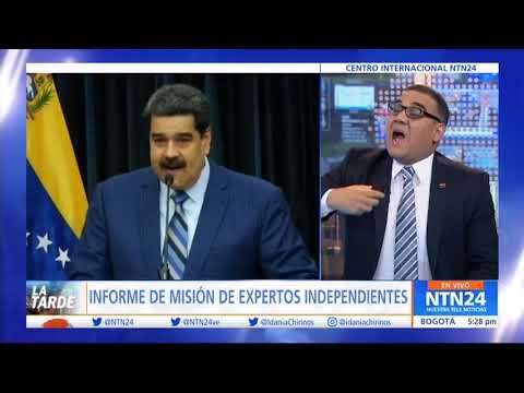 """Download """"Informe de ONU sobre Venezuela menciona a toda la cadena de mando del DGCIM"""": Zair Mundaray"""